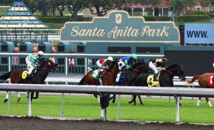 Horse Racing Betting Report For June 25 Gold Cup At Santa
