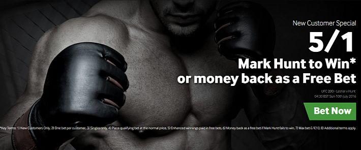 UFC 200 UFC 200 at BETWAY