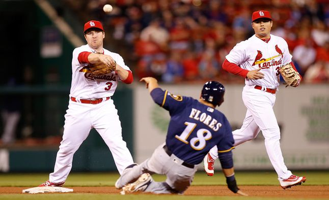 Cardinals vs Brewers MLB Odds