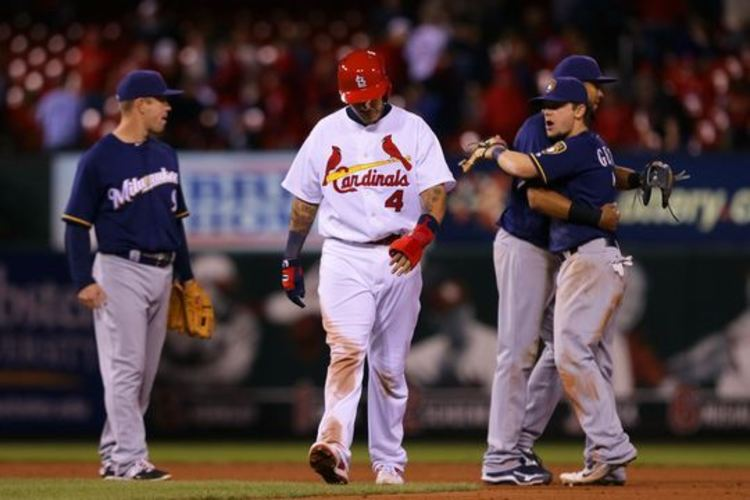 Cardinals vs Brewers Odds