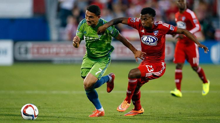 Seattle Sounders vs FC Dallas