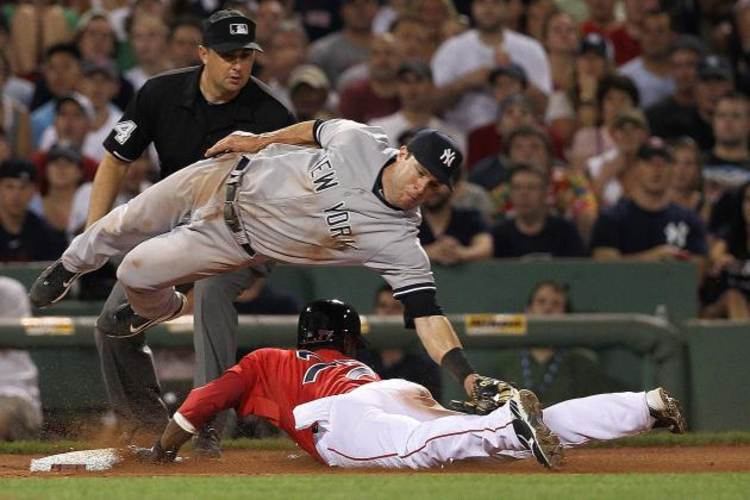Red Sox vs. Yankees MLB Odds