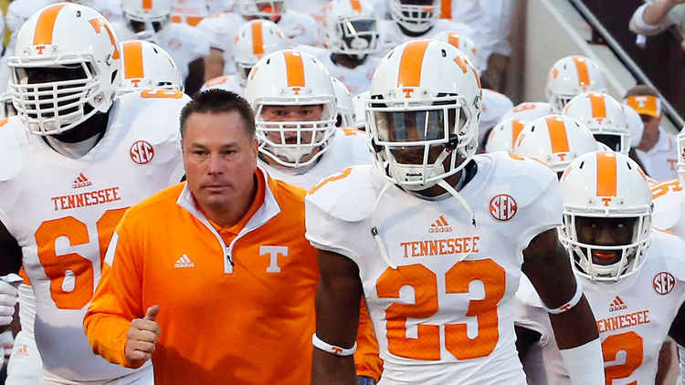 Tennessee Vols Butch