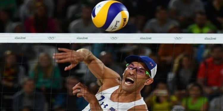 Olympics Volleyball