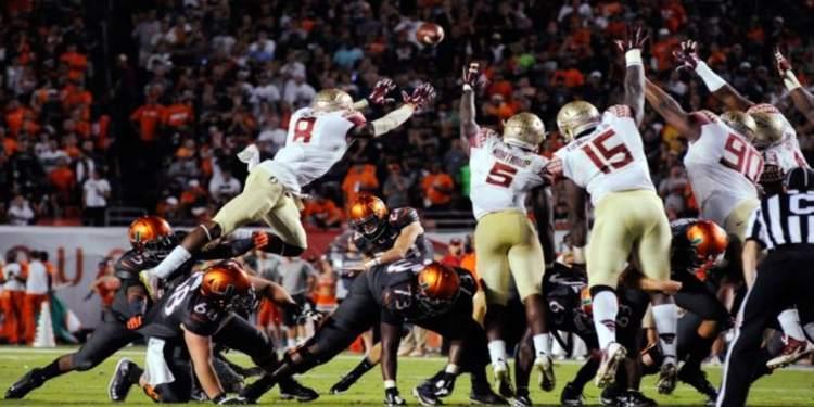 College Football Seminoles
