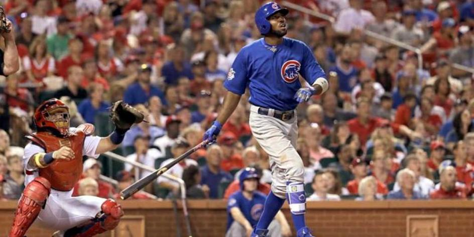 Chicago Cubs outfielder