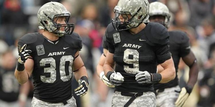Army Black Knights players