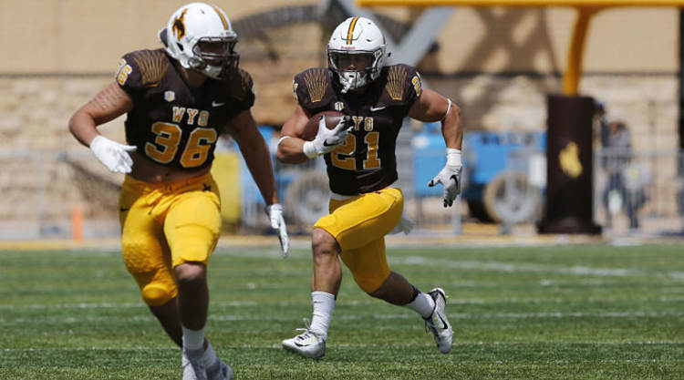 Wyoming Cowboys Running Back