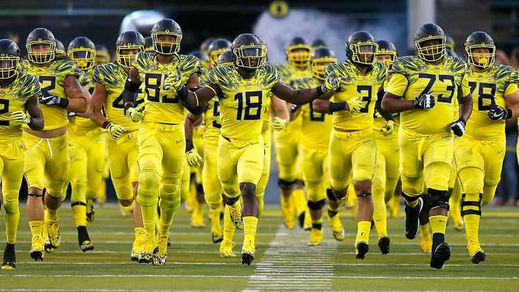 Oregon Ducks Players