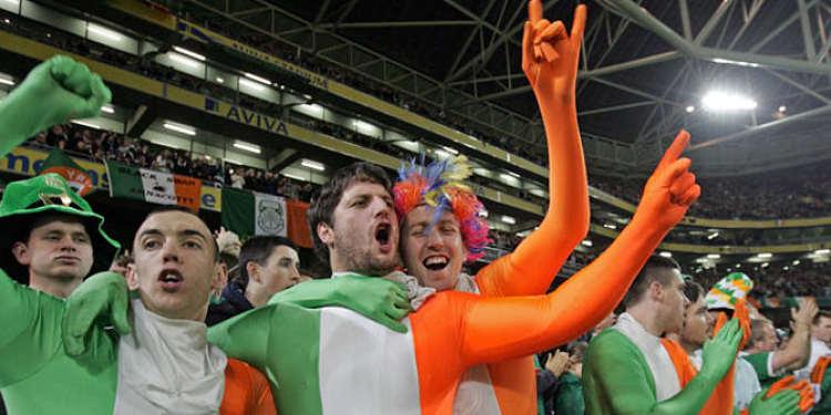 Republic of Ireland's Shane Long