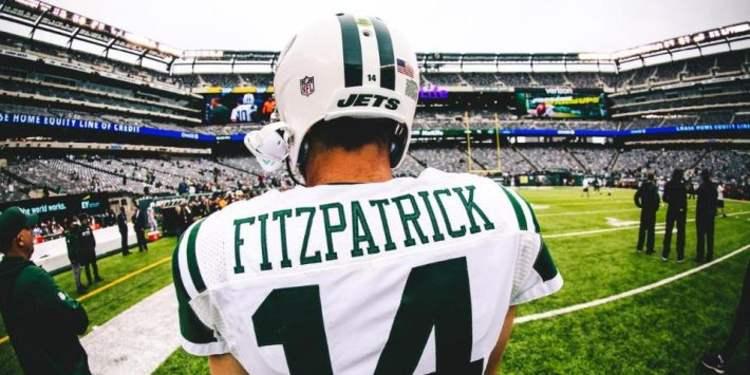 Jets QB Ryan Fitzpatrick