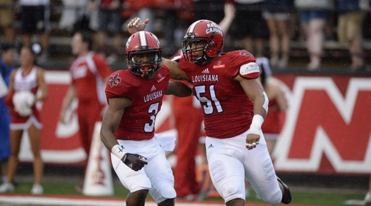 Louisiana-Lafayette Ragin' Cajuns Players