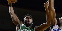Jaylen Brown of the Celtics