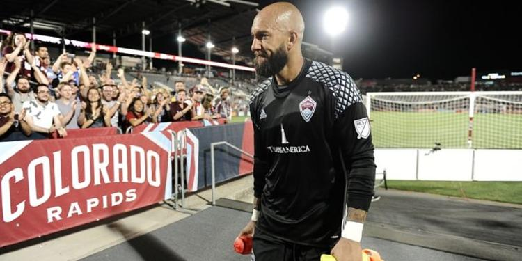 Rapids keep rolling with Tim Howard