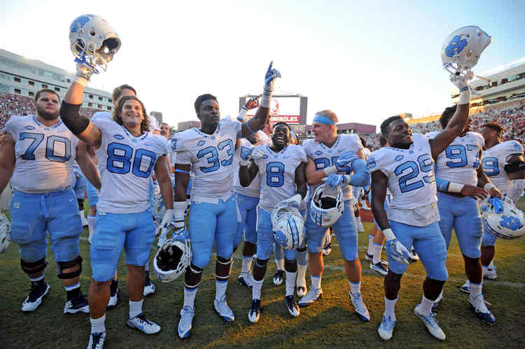 NC Tar Heels Players
