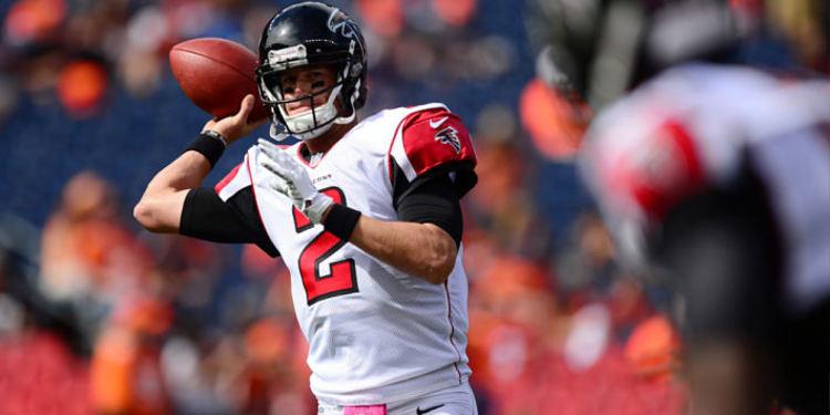 Falcons' Ryan