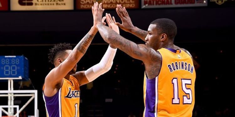 Los Angeles Lakers Players