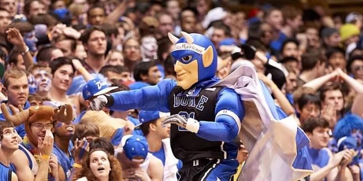 duke blue devils mascot