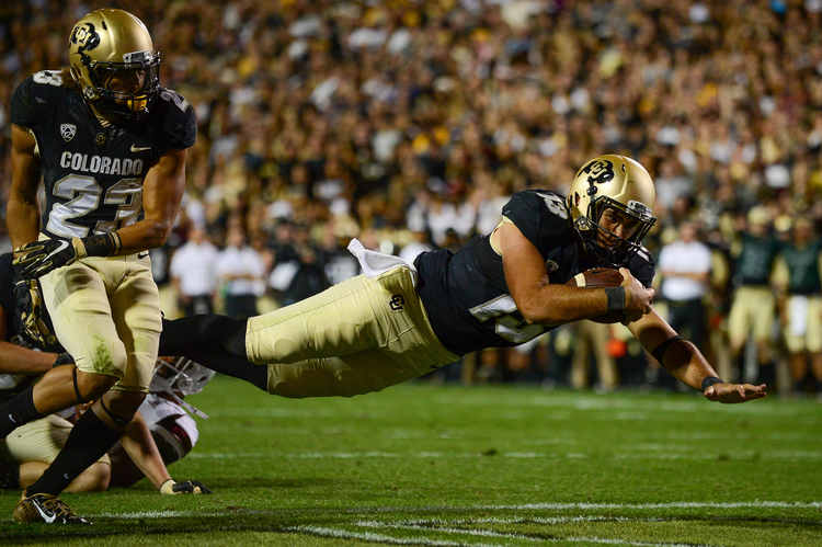 Colorado Buffaloes Players