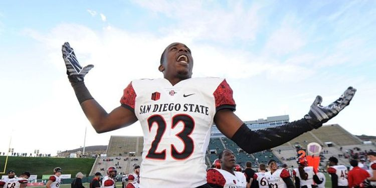 San Diego State Player