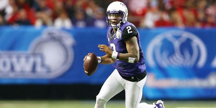 TCU Horned Frogs Player