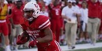Houston Cougars Player Rushes