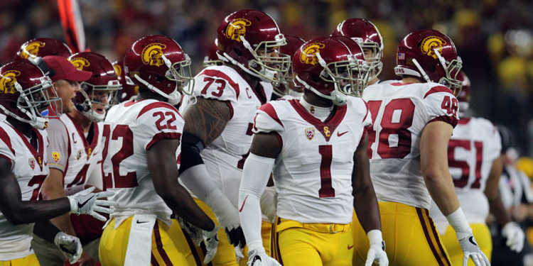 USC Trojans Players