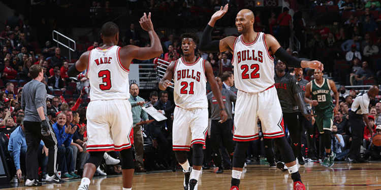Chicago Bulls players players