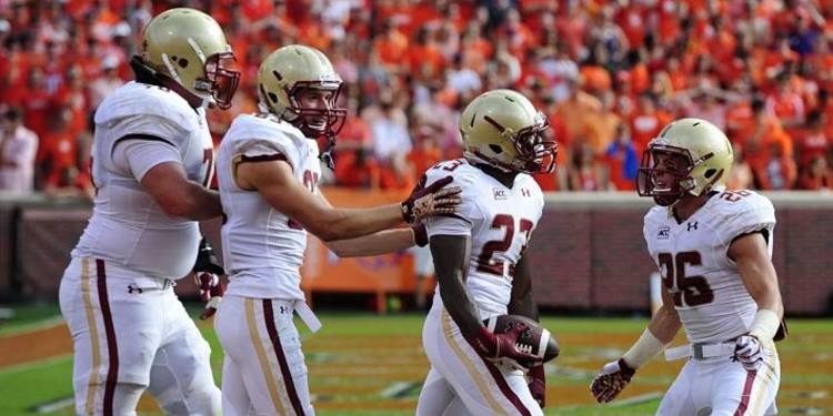 Boston College Eagles Players