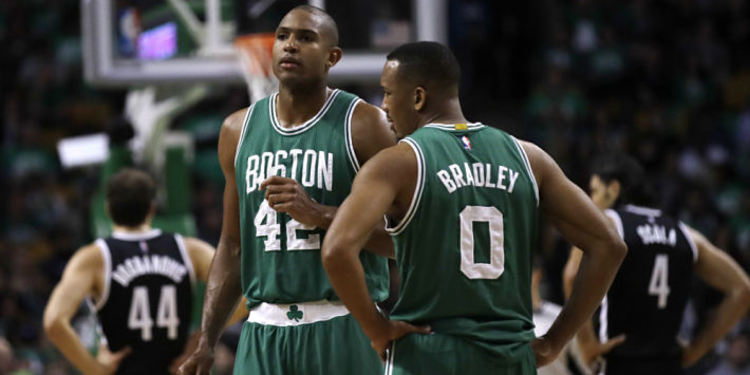 Boston Celtics players