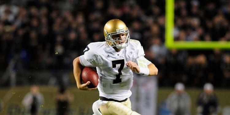 Notre Dame Fighting Irish Player