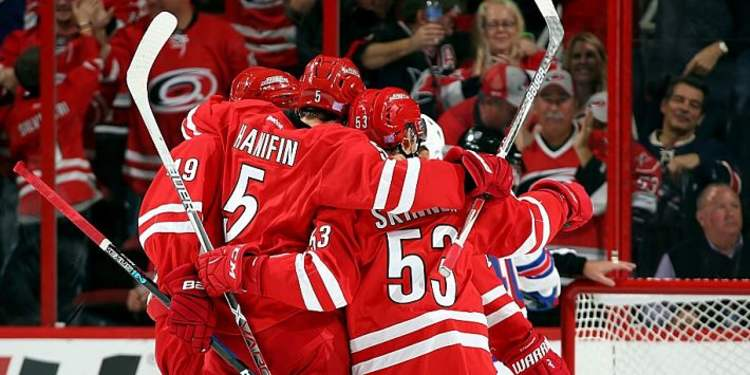 Carolina Hurricanes Players