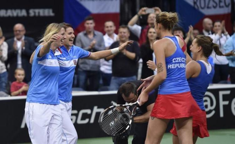Czech Republic Tennis Player Petra Kvitova