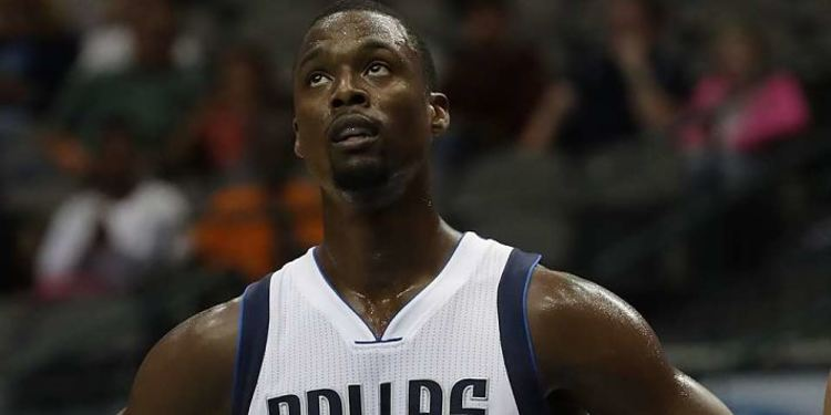 Basketball player Harrison Barnes