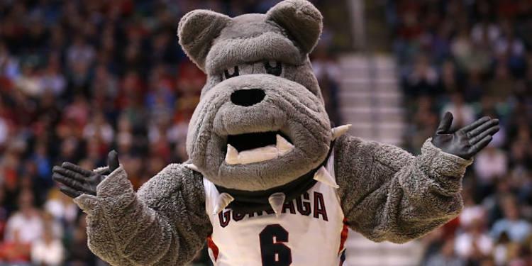 Gonzaga Bulldogs  mascot
