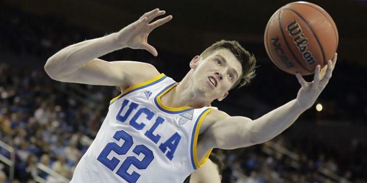 UCLA Bruins Basketball Player