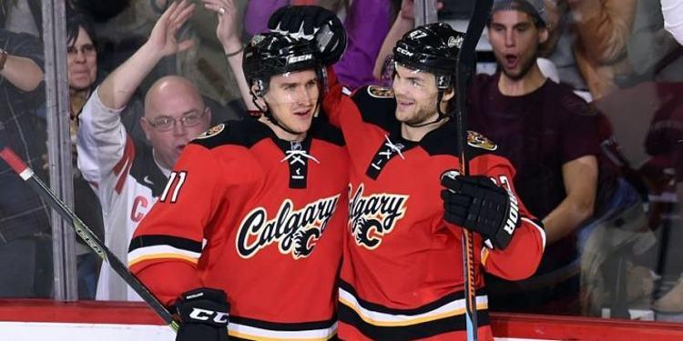 Calgary Flames players