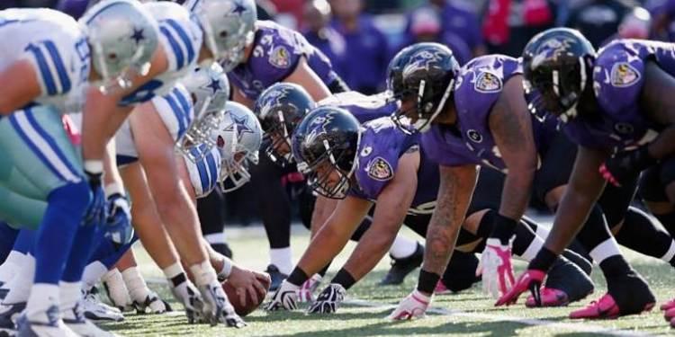 Ravens vs. Cowboys in week 11