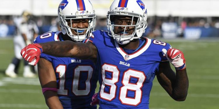 Buffalo Bills players