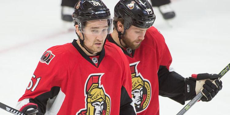 Ottawa Senators Players