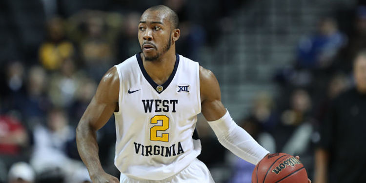 West Virginia Mountaineers player