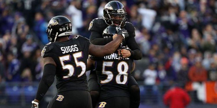 Baltimore Ravens Players