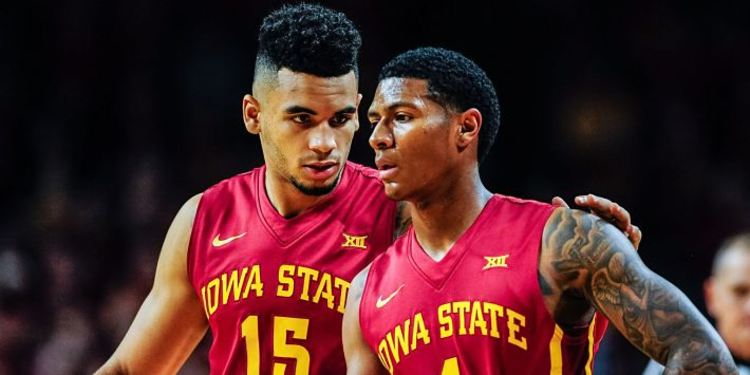 Iowa  State players basketball