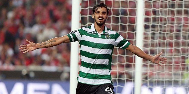 Bryan Ruiz From Sporting CP