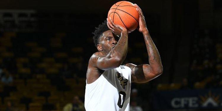 NCAA basketball player Tank Efianayi