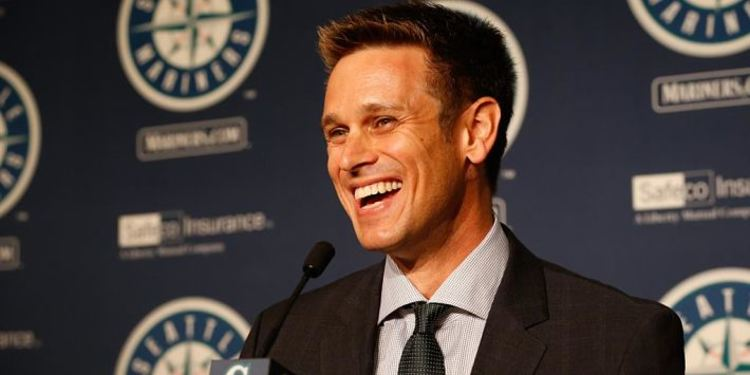 Jerry Dipoto in press conference