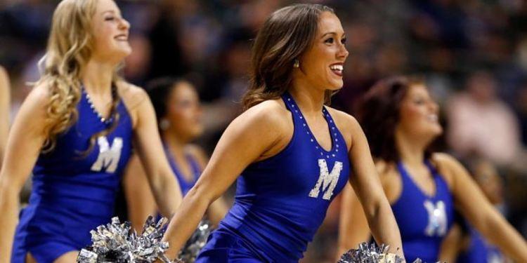 Memphis Cheerleaders