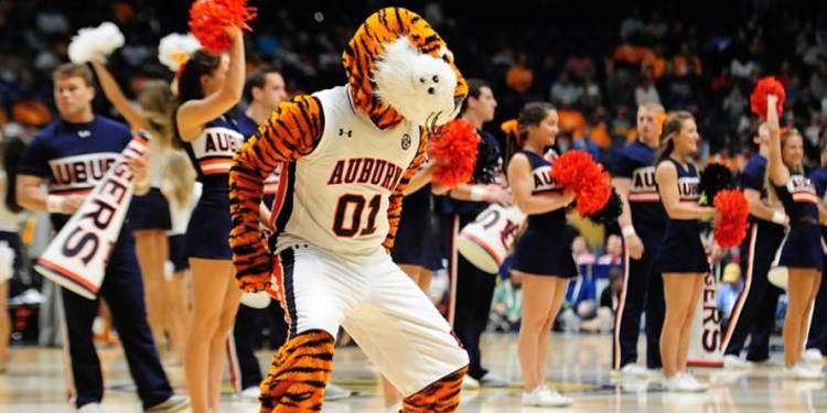 Auburn Tigers mascot