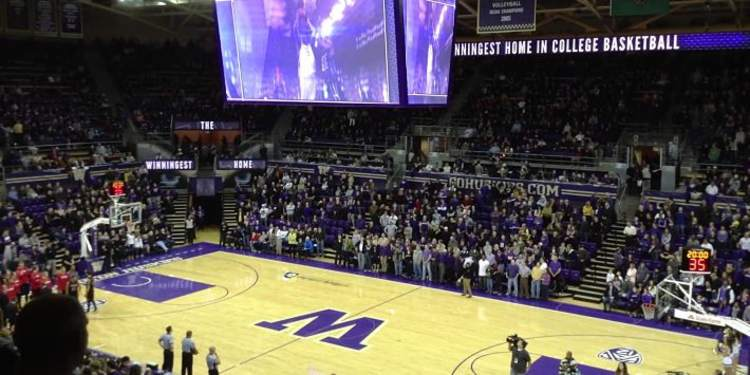 Washington Huskies Gym