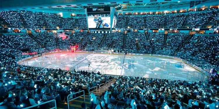 San Jose Sharks Arena